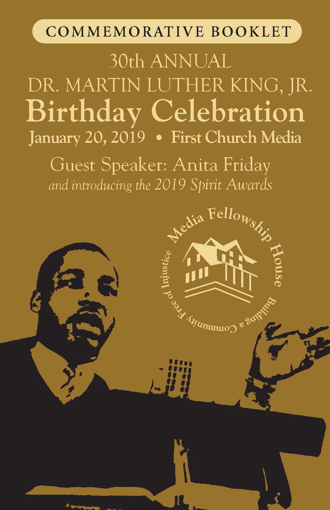 30th Annual Dr Martin Luther King Jr Birthday Celebration